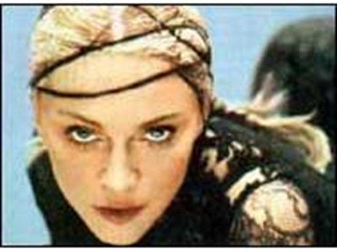 Madonna Kabala'yı tanıtmaya geliyor